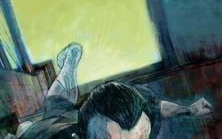 Punisher War Journal (2008) #23 cover by Alex Maleev
