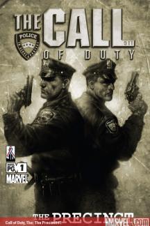 Call, the Vol. 2: The Precinct (Trade Paperback)