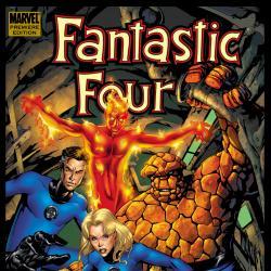 Fantastic Four by J. Michael Straczynski Vol. 1 (2006)