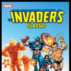 INVADERS CLASSIC VOL. 1 #0