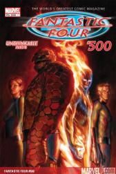Fantastic Four #500 