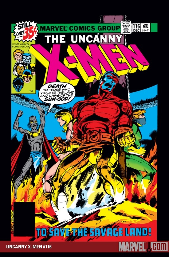 UNCANNY X-MEN #116