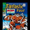 FANTASTIC FOUR #68