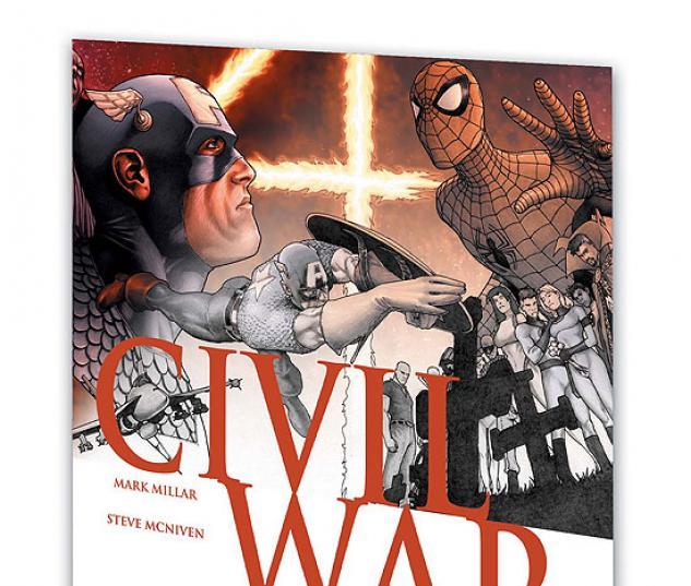 CIVIL WAR SCRIPT BOOK #0