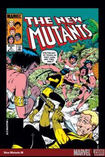 New Mutants #8