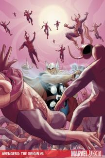 Avengers: The Origin #4