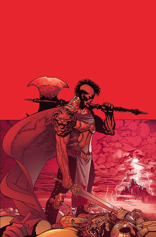Ares #1 cover