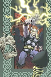 Thor: Blood Oath (Trade Paperback)