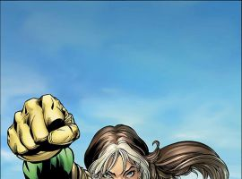 ROGUE (2005) #7 COVER