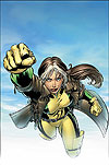 Rogue: Forget-Me-Not (Trade Paperback)