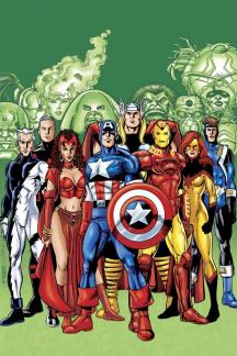Avengers: Living Legends (Trade Paperback)