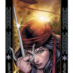 ELEKTRA VOL. 4: FRENZY TPB COVER