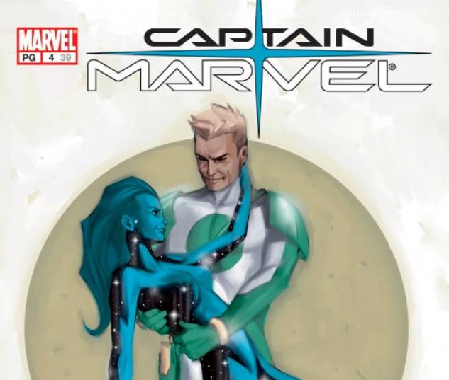 CAPTAIN MARVEL #4