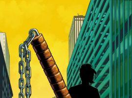 THUNDERSTRIKE #1 (2010) cover by Ron Frenz