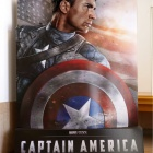 FIRST LOOK: Captain America: The First Avenger Standee