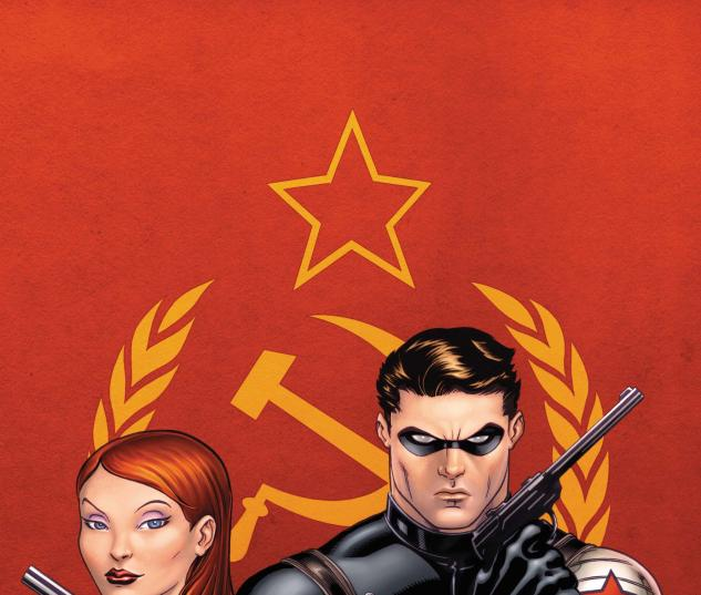 Captain America and Bucky (2011) #624