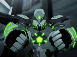 Titanium Man in Iron Man: Armored Adventures