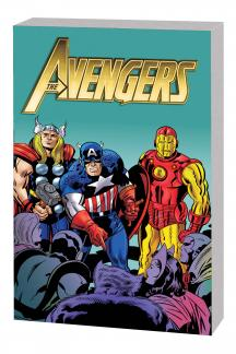Avengers Prime: The Big Three (Trade Paperback)