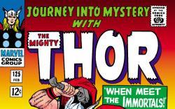 Journey Into Mystery (1952) #125