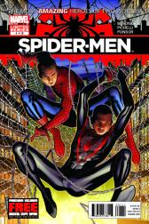 Spider-Men #1 