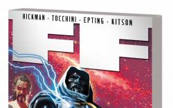 FF BY JONATHAN HICKMAN VOL. 2 TPB
