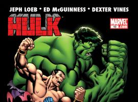 Cover from Red Hulk #10