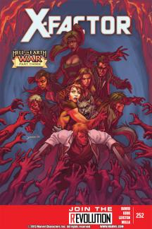 X-Factor (2005) #252