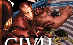 Cover: Civil War (2006) #2