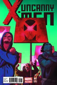 Uncanny X-Men #2  (Irving Variant)