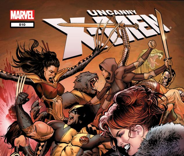 Uncanny X-Men #510