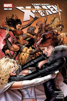 Uncanny X-Men (1963) #510