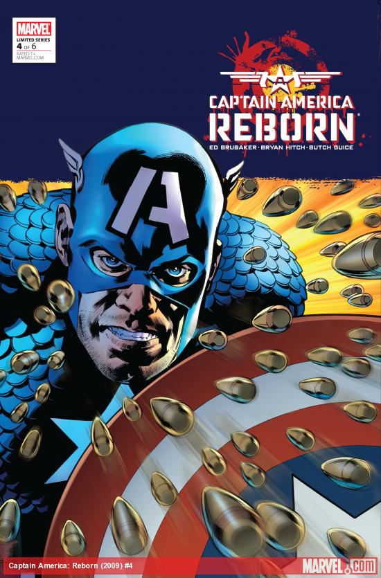 Captain America: Reborn (2009) #4