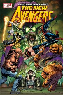 New Avengers (2010) #16.1