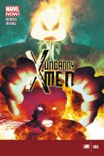 UNCANNY X-MEN (2013) #6