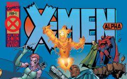 X-Men: Alpha (1994) #1