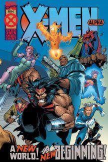 X-Men: Alpha #1