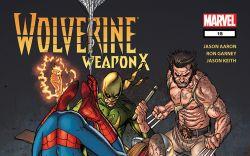 Wolverine Weapon X (2009) #15