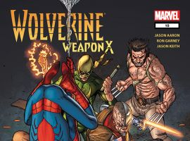 Wolverine Weapon X (2009) #15