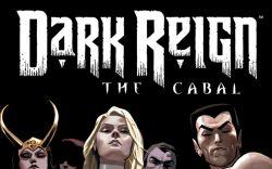 Dark Reign: The Cabal (2009) #1