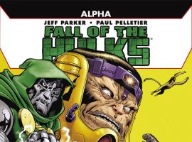 Fall of the Hulks (2009) #1