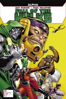 Fall of the Hulks Alpha #1