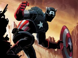 Follow the History of Captain America Pt. 39