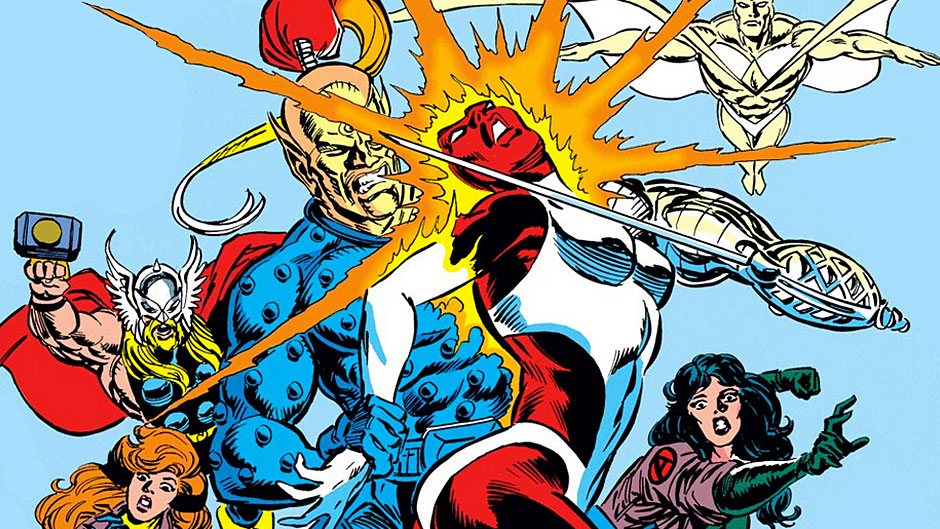 90s By The Numbers: Avengers #351