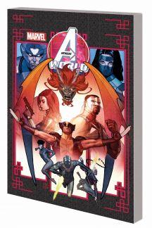 Avengers World: Next World (Trade Paperback)