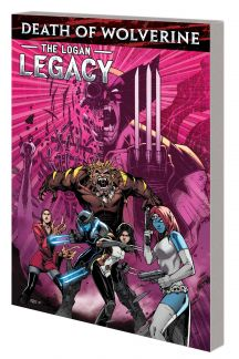 Death of Wolverine: The Logan Legacy (Trade Paperback)