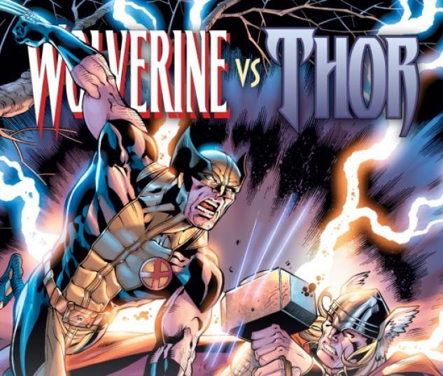 Wolverine Vs. Thor (2009) #2
