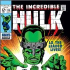 INCREDIBLE HULK #115 COVER