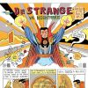 Dash Shaws Doctor Strange story from STRANGE TALES #1
