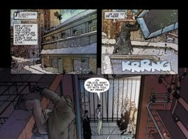 SPIDER-MAN NOIR #4 preview page 7