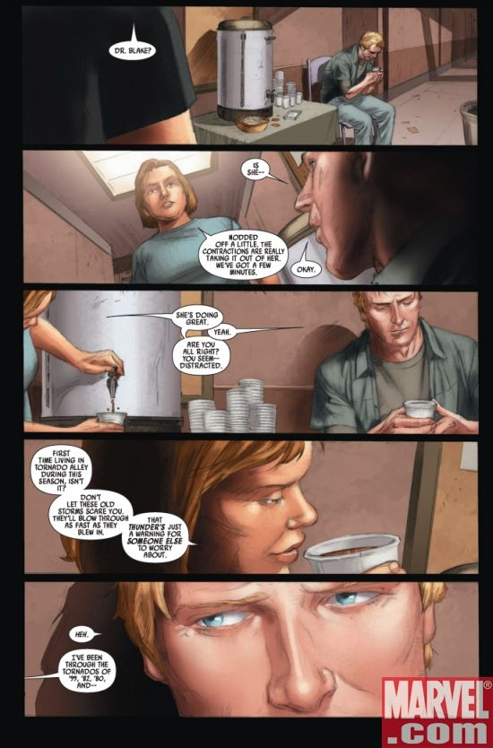SECRET INVASION: THOR #2, page 6